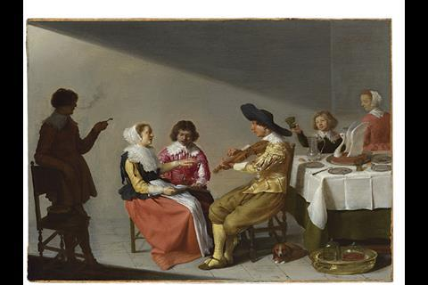 A-Musical-Party-(Jacob-van-Velsen),-about-1631-cr-The-National-Gallery,-London